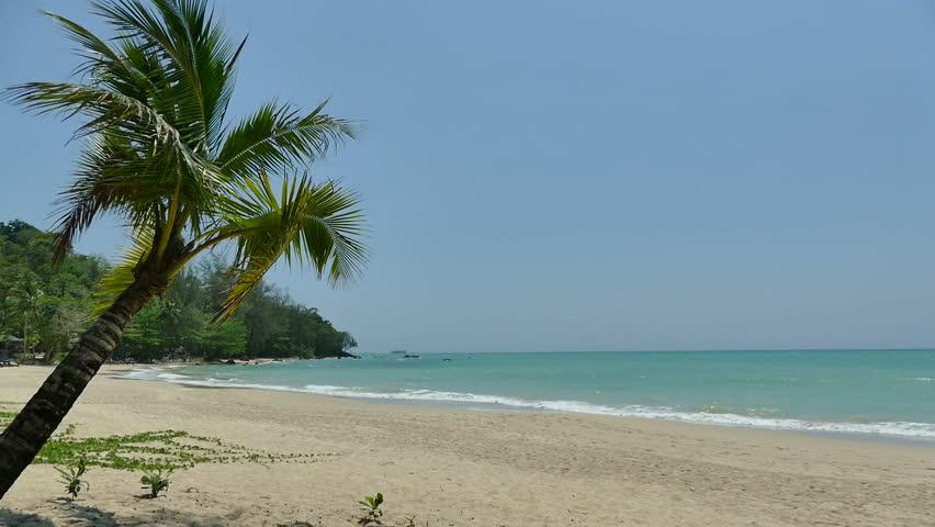 Sea and beach | Shutterstock HD Video #17425780