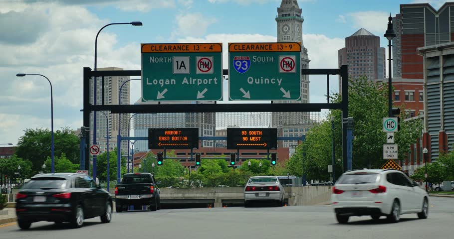 Traffic Headed Into the Tunnels Stock Footage Video (100% Royalty-free)  17426470   Shutterstock