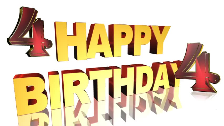 Happy birthday greeting card video stock footage video 100 hd0010happy birthday greeting card video animation m4hsunfo