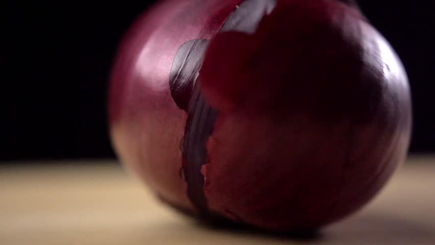 Header of onion