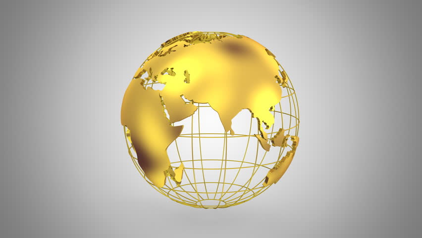 Stock video of world map turns into a globe 17657050 shutterstock gumiabroncs Image collections
