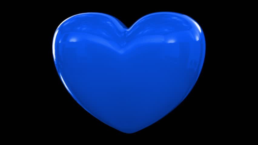 Dating site blue heart