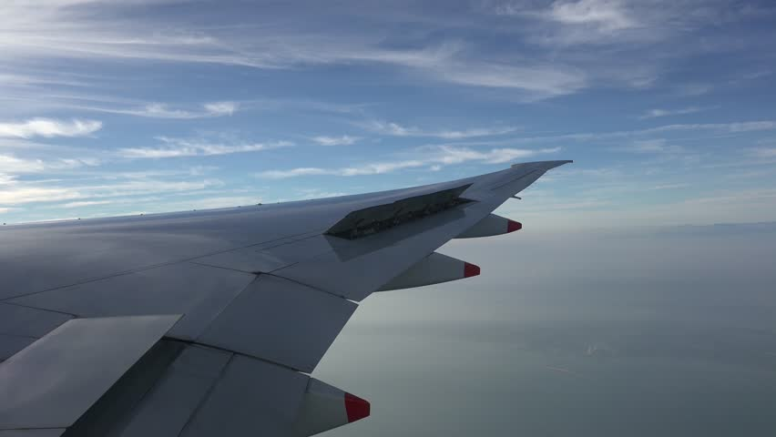 Surprising Aeroplane Window Seat View With Stock Footage Video 100 Royalty Free 18069670 Shutterstock Beatyapartments Chair Design Images Beatyapartmentscom