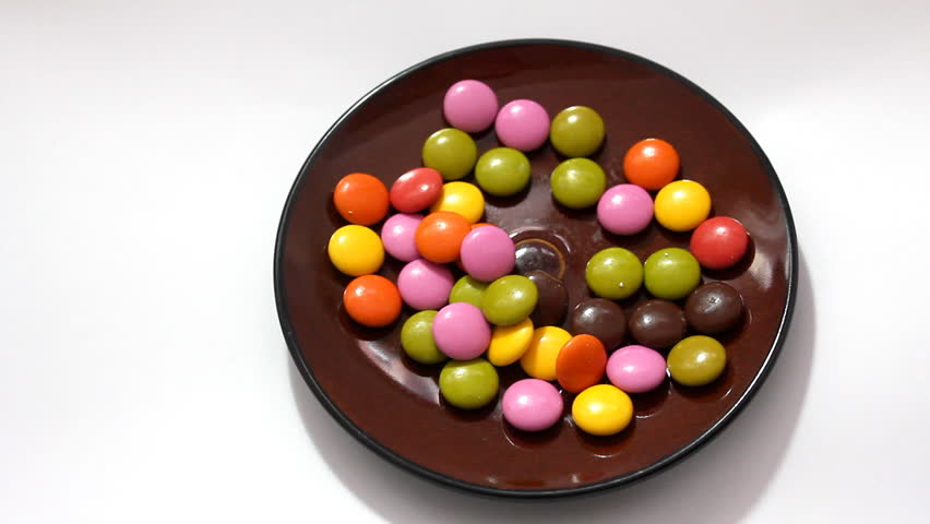 Pouring Sweet Candies | Shutterstock HD Video #18301930