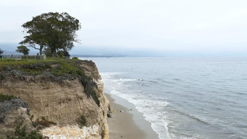 Beautiful Santa Barbara Sightseeing Around Arroyo Burro Beach County Park