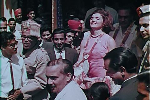 Jacqueline Kennedy establishes the Children\xEAs Art Carnival to India\xEAs children in 1962, with Indira Gandhi accepting the foundation(1960s)