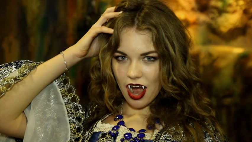 Header of vampire