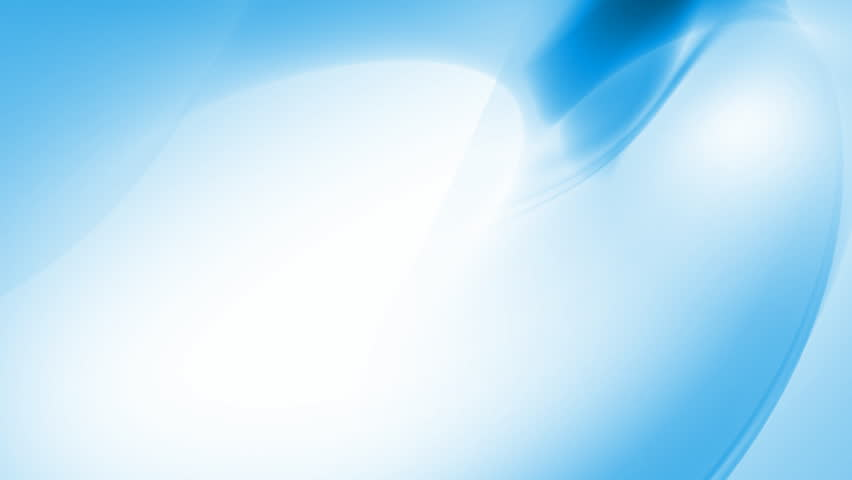 An abstract light blue backdrop.
