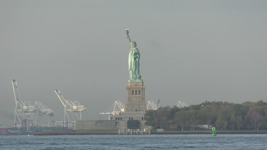 Statue of Liberty new York City | Shutterstock HD Video #19382650