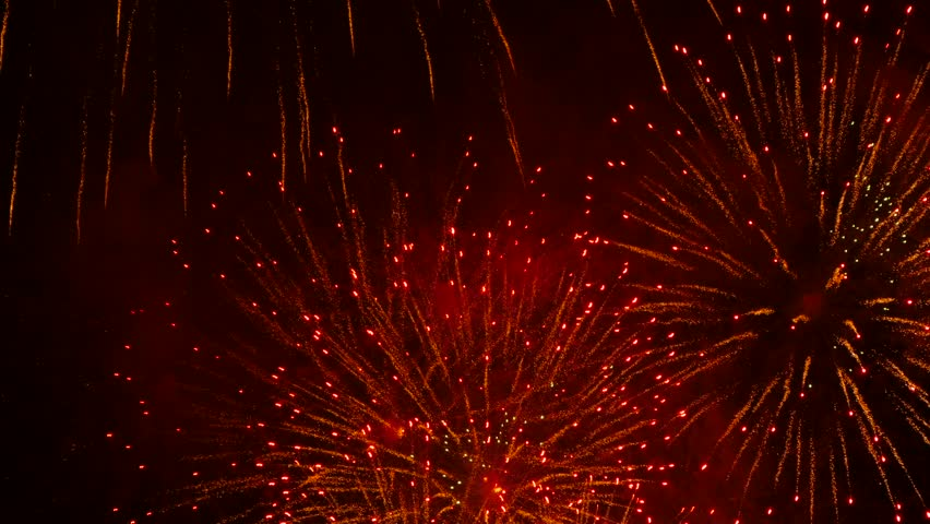 Fireworks in the night sky stock footage video 9587123 shutterstock fantastic fireworks display show in night sky hd stock footage clip voltagebd Image collections