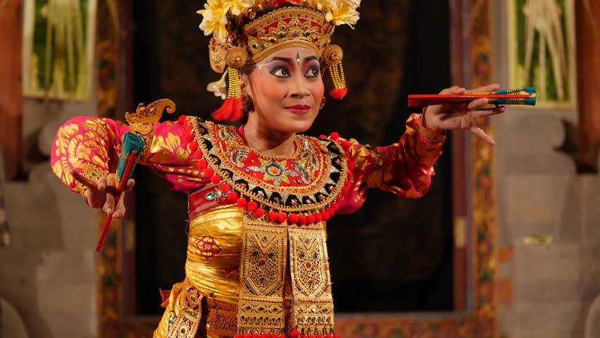 Bali Indonesia Circa September Stock Footage Video 100 Royalty