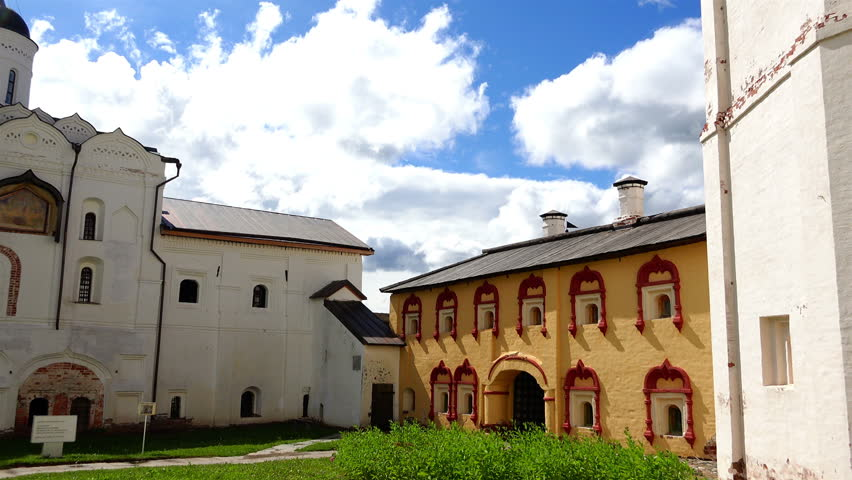 russia town kirillov cyril belozersky monastery july 8 2016 old - Traditional Castle 2016