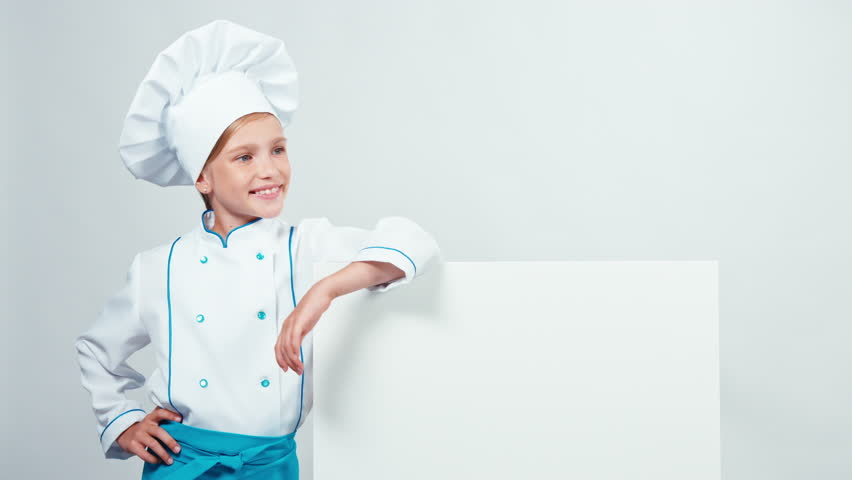 Chef Cook Near the Whiteboard Stock Footage Video (100% Royalty-free)  20088430 | Shutterstock