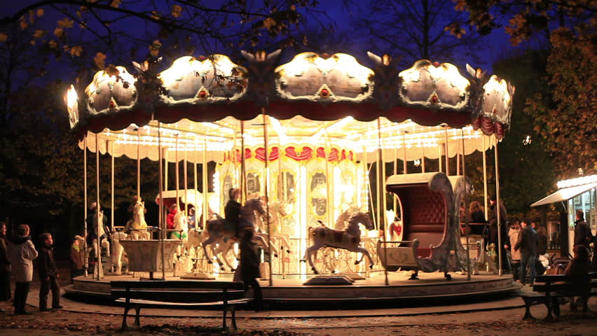 Header of carousel