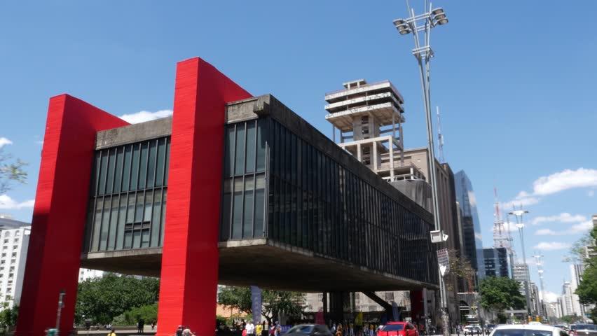 Paulista Avenue, Sao Paulo, Brazil #20286430