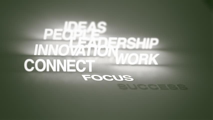 Success Timeline Keywords | Shutterstock HD Video #2029510