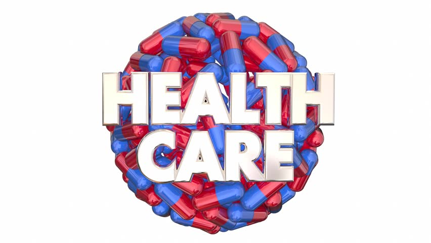 Health Care Medical System Preventative Medicine Pills Sphere 3d Animation #20506780