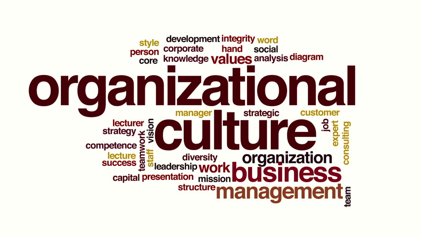 analyzing the organizational culture Analyzing organizational culture organizational culture, sometimes also referred to as corporate culture, is a general term that outlines the collective attitudes, beliefs, common experiences, procedures, and values that are prevalent in an organization and others similar to it.