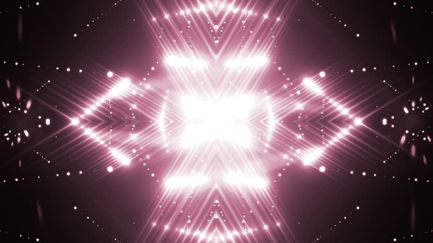 Vj Lights Neon Flashing Spot Light Wall Stage Led Blinder