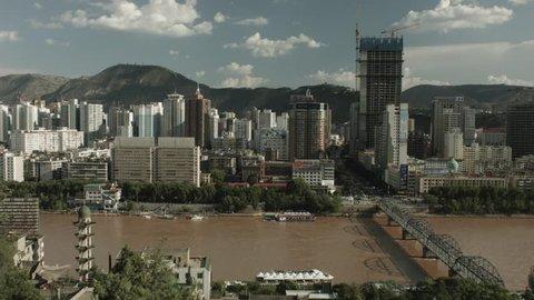 Lanzhou Cityscape