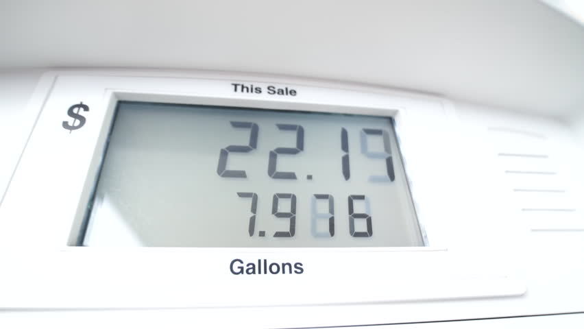 Pumping Gasoline Prices Going up Stock Footage Video (100% Royalty-free)  21079240 | Shutterstock