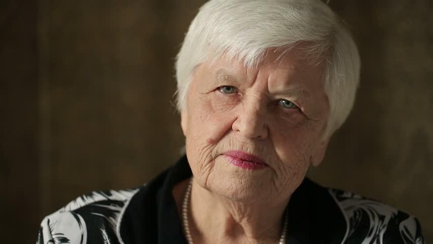 Portrait Of Senior Woman | Shutterstock HD Video #21170530