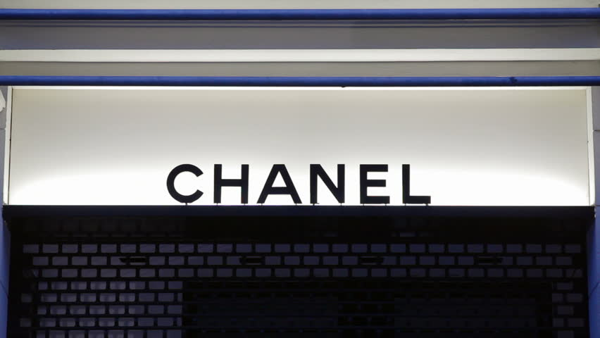 Chanel Berlin germany circa february 2016 window shopping chanel