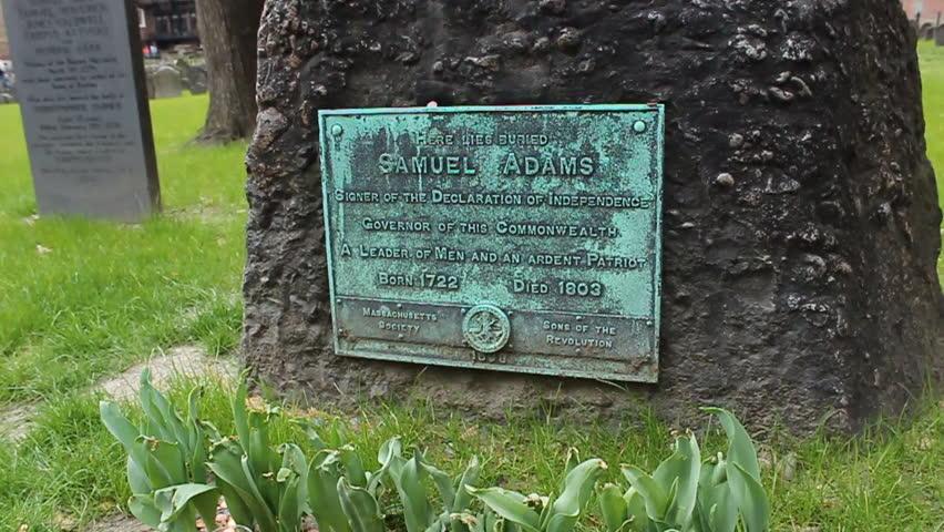 Header of samuel adams