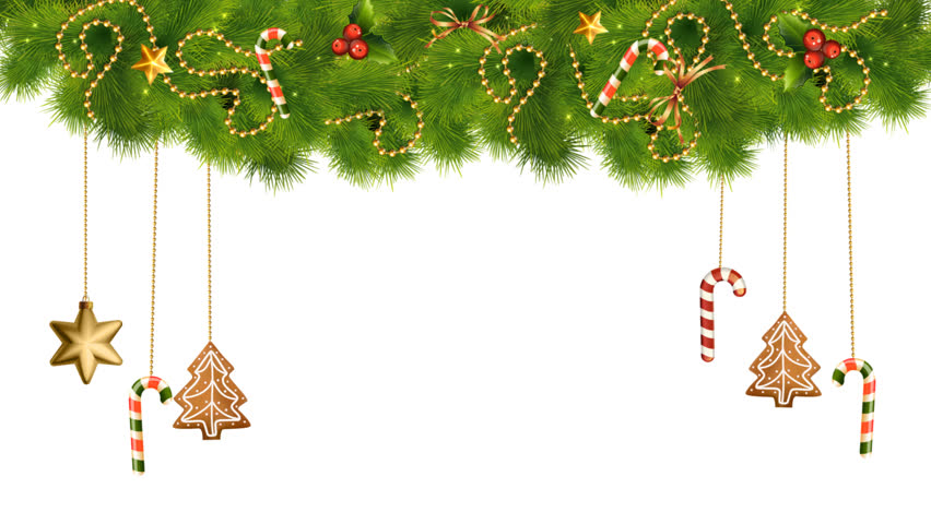 Christmas decorations and toys on stock footage video 100 royalty christmas decorations and toys on a rope hanging from a tree with glowing garland lights xmas maxwellsz