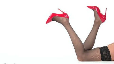 27cedd22860f9 Tights And Heels Stock Video Footage - 4K and HD Video Clips | Shutterstock