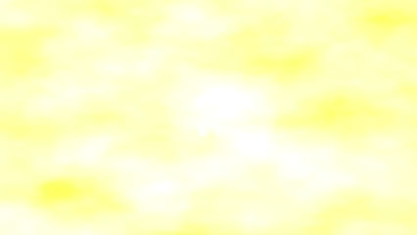 yellow smoke white background stock footage video 5323871