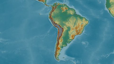 1000+ Andes Mountains Map Stock Video Clips and Footage ...