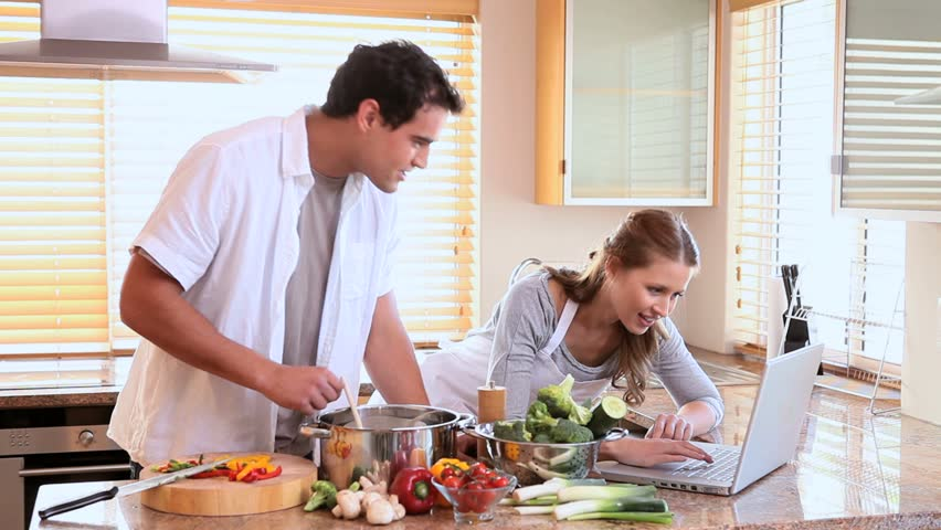 Image result for couples cooking shutterstock