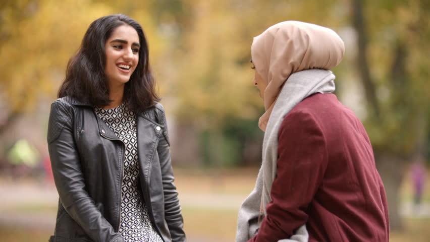 How to meet muslim women