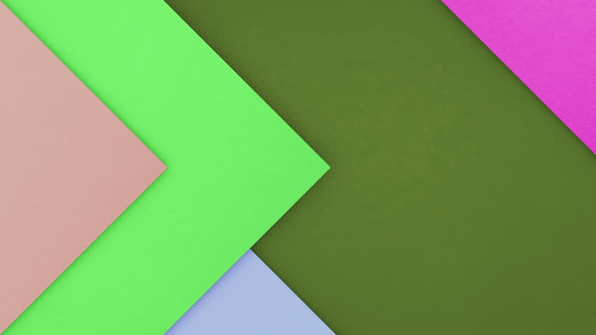 Material Design Animated Background Wallpaper Of Shapes And Colors Color Channel