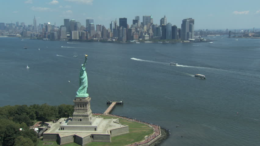 Statue of liberty | Shutterstock HD Video #22309450