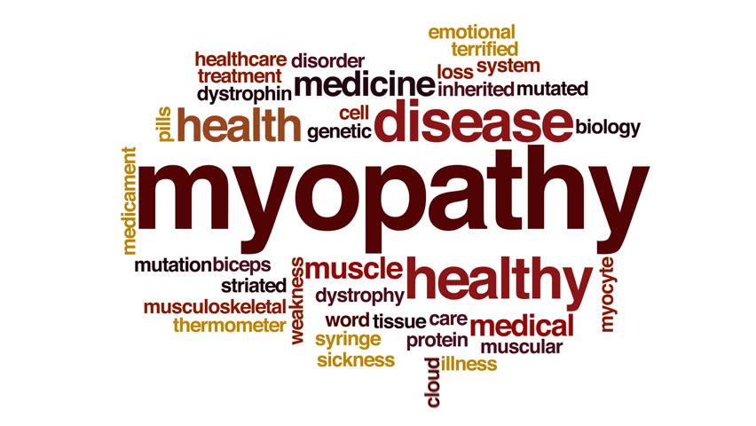 Header of myopathy