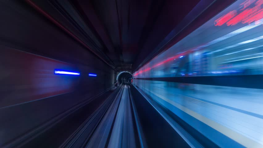 Time lapse from the Putra LRT subway, an automated guideway transit service operating along Klang Valley in Kuala Lumpur, Malaysia. 4K UHD | Shutterstock HD Video #22404580