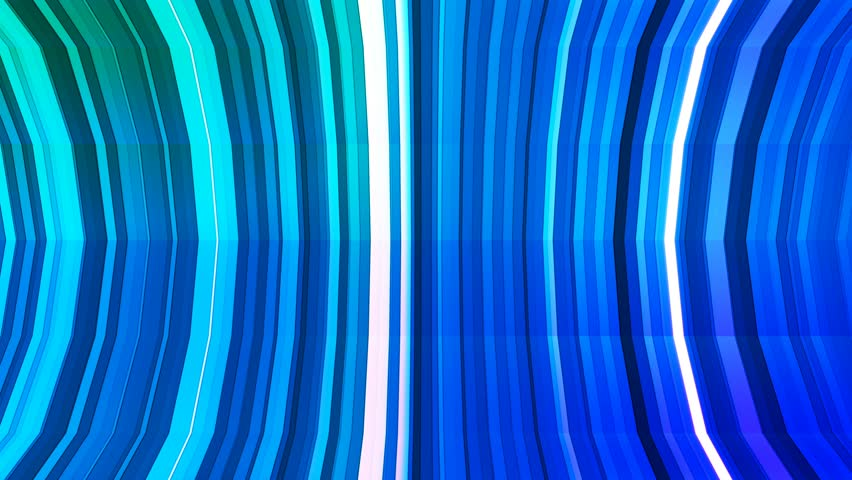 """This Background is called """"Broadcast Twinkling Vertical Bent Hi-Tech Strips 13"""", which is 4K (Ultra HD) Background. It's Frame Rate is 25 FPS, it is 10 Seconds Long, and is Seamlessly Loopable. 