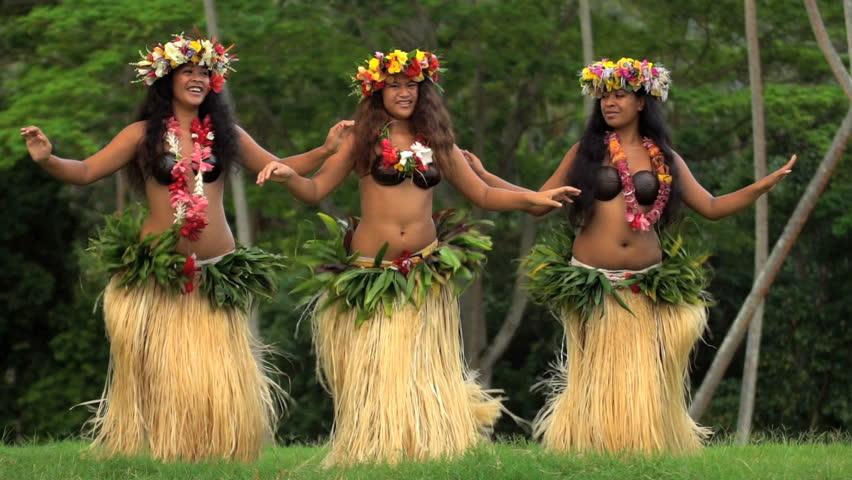 Girl vid polynesian sex