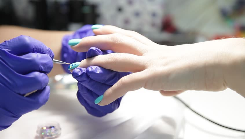 Nail studio | Shutterstock HD Video #22658290
