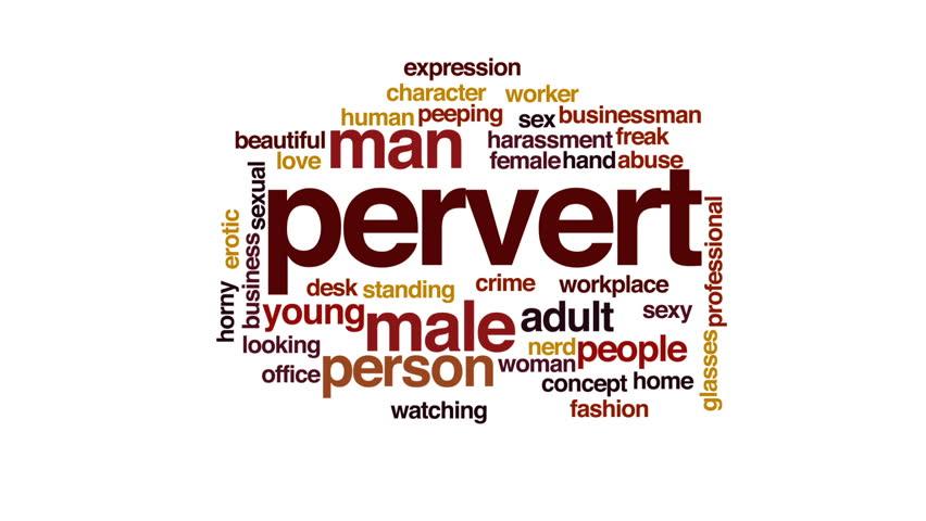 Header of pervert