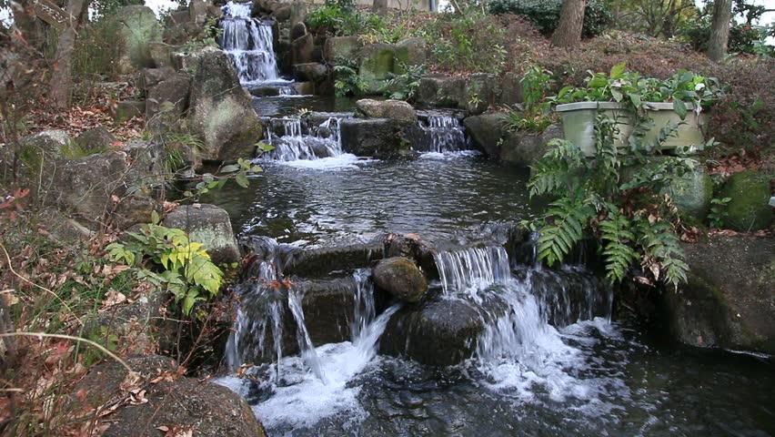 Waterfall, splash, | Shutterstock HD Video #23080840