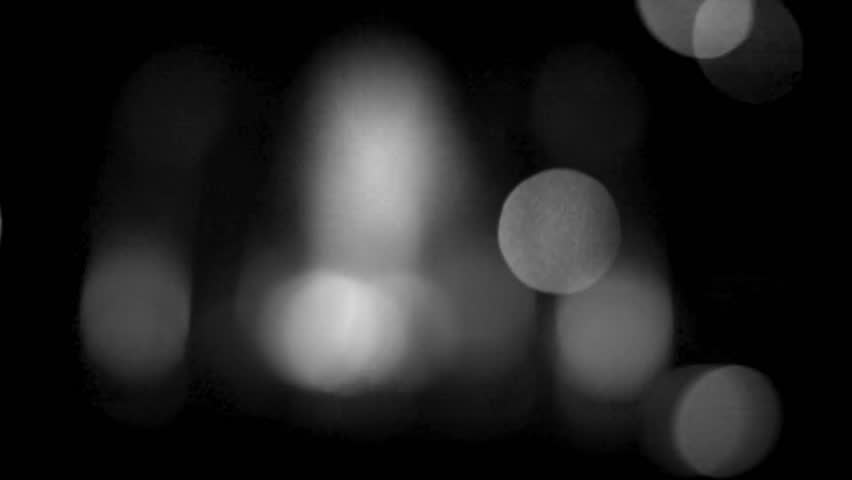Abstract blurred bokeh at night light. | Shutterstock HD Video #23358853
