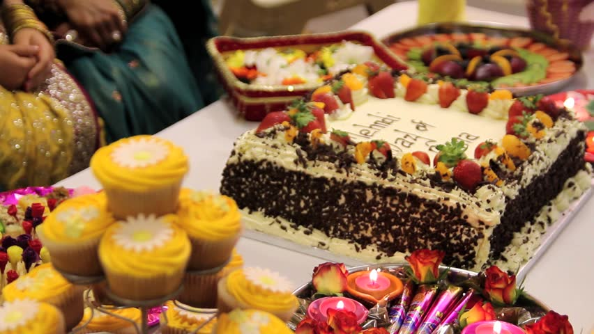 Mehndi Cake Download : Muslim mehndi cake pull focus stock footage video 2360180 shutterstock
