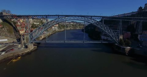 D. Luis Bridge / Ponte D. Luis - Porto Portugal