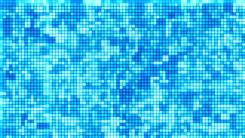 4k Abstract Particles Dots Beads Grid Info Background