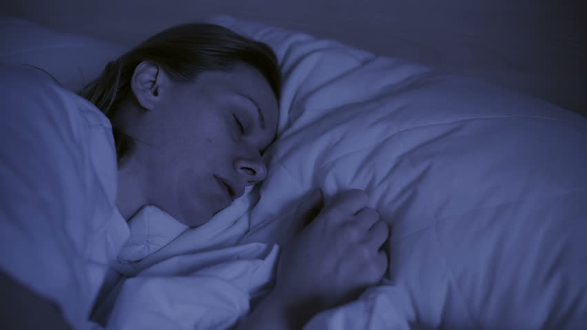 How many hours should a person sleep at night