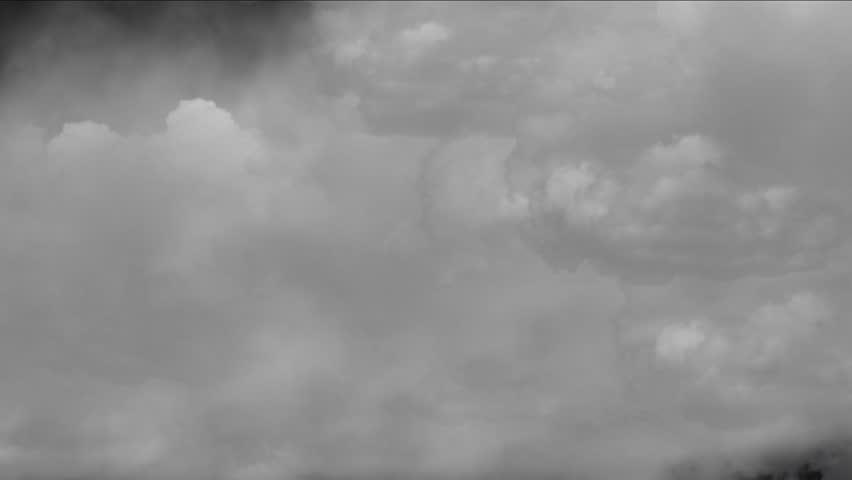 4k Storm clouds, flying mist gas smoke, pollution haze transpiration sky, romantic weather season atmosphere background. 4358_4k