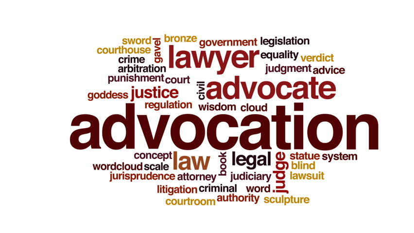 Header of advocation